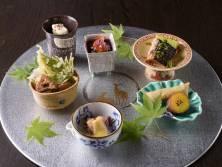 日本料理 神無月(2021年10月) 御献立