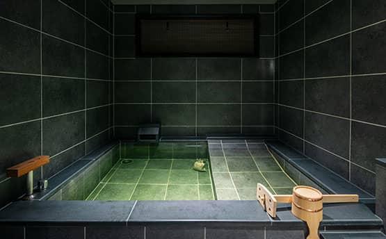 PRIVATE MEDICINAL BATH