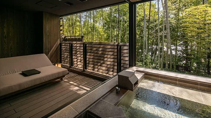 奈良特色草本芬芳的温泉