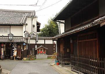 奈良町古風街道