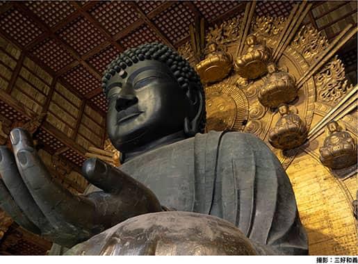 晨間東大寺文化歷史漫步